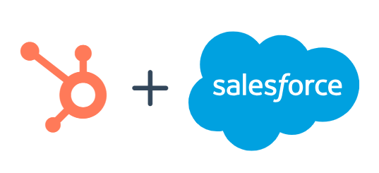 intégration HubSpot et Salesforce