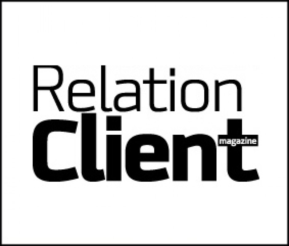 Relation Client Mag Logo