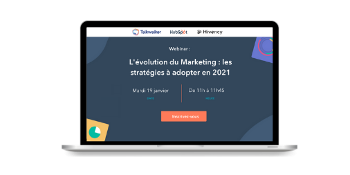 Webinar: L'évolution du Marketing