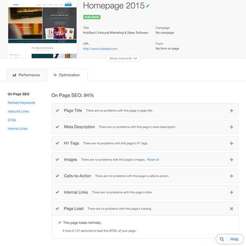 Plate-forme de site web HubSpot - Vitesse, sécurité et uptime