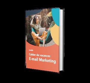 Cahier de vacances email marketing