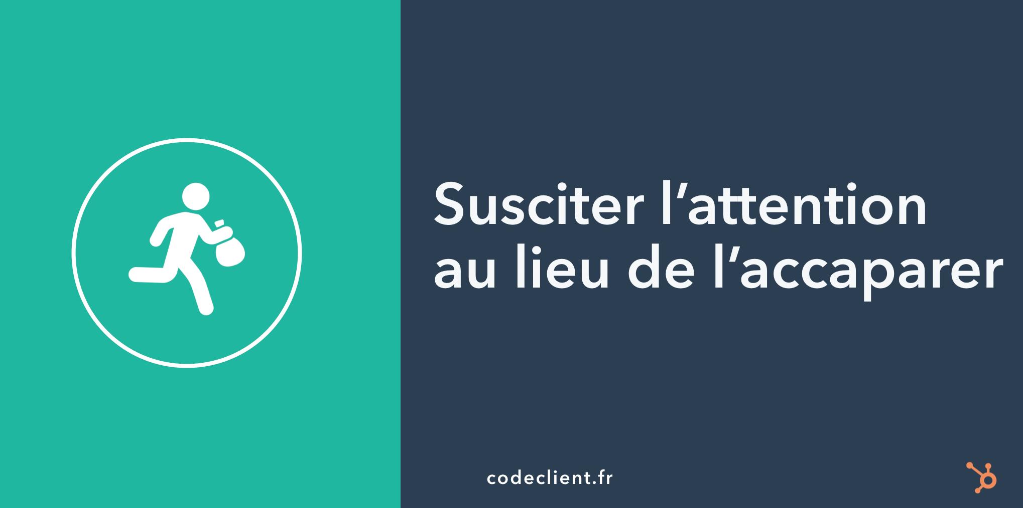 Code client HubSpot