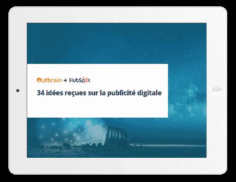 ebook-Outbrain-HubSpot-publicite-digitale