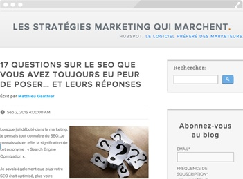 Ressources marketing et commerciales à votre disposition.